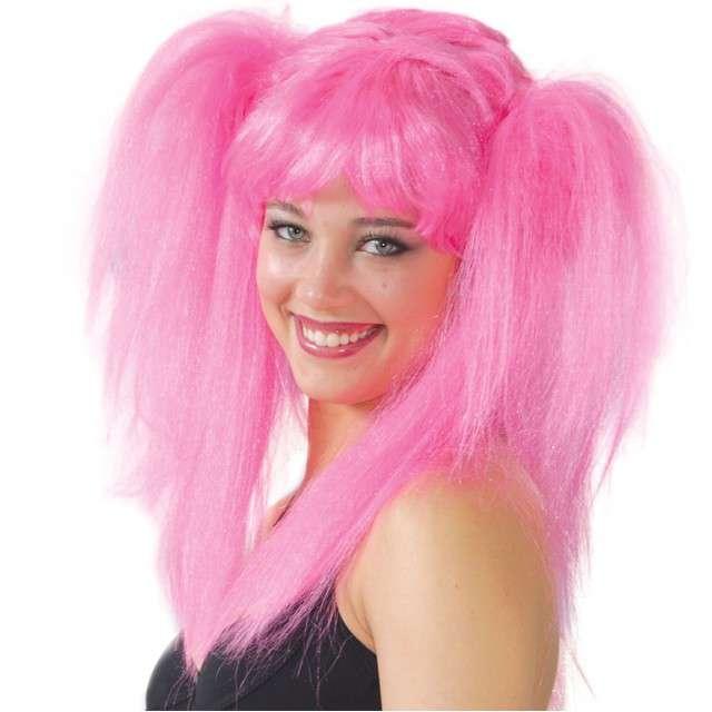 """Peruka party """"Kucyk Pony"""", różowa, GUIRCA"""
