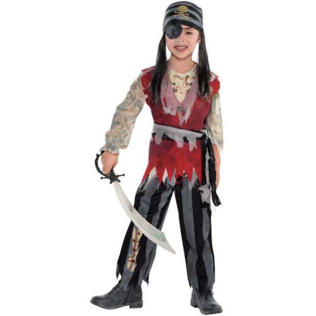 """Strój dla dzieci """"Pirat Barnaba"""", AMSCAN, rozm. 4-6 lat"""