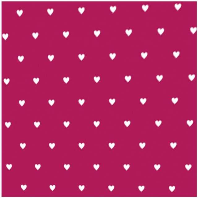 Serwetki Everyday Love AMSCAN 33 cm 20 szt