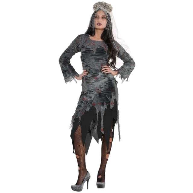 """Strój dla dorosłych """"Sukienka Zombie"""", AMSCAN, rozm. M/L"""