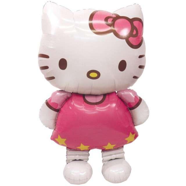 """Balon foliowy """"Hello Kitty"""", AMSCAN, 50"""" AWK"""