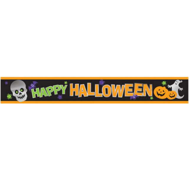 "Baner ""Halloween"", AMSCAN, mix, 274 cm"
