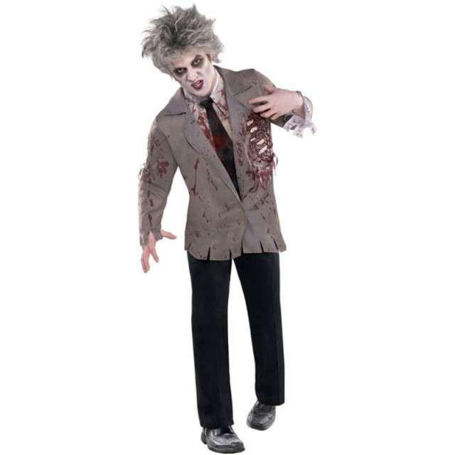 """Strój dla dorosłych """"Koszula Zombie"""", AMSCAN, rozm. M/L"""