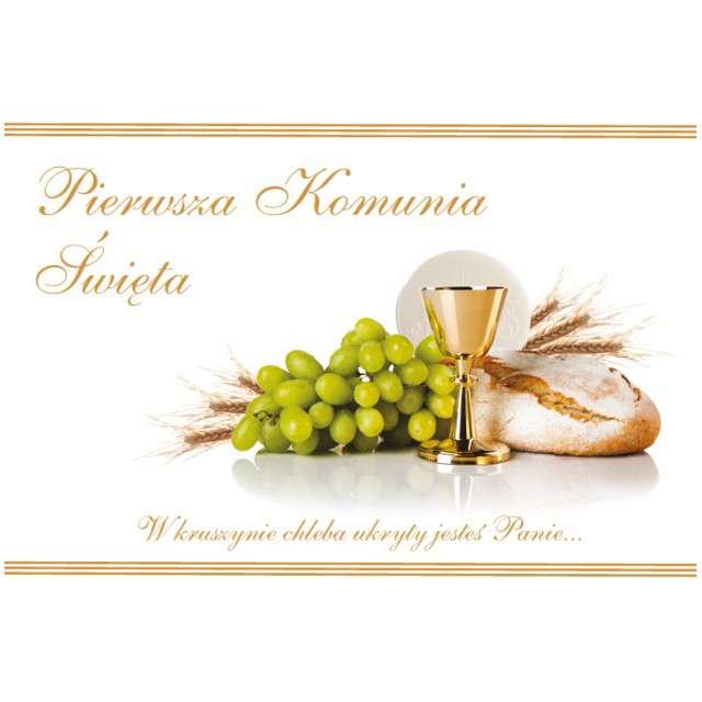 """Plakat """"Pierwsza Komunia Święta"""", TOLEDO, 48x38 cm"""