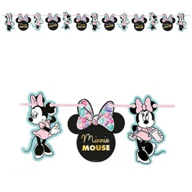 "Baner ""Minnie Party Gem"", PROCOS, 200 cm"