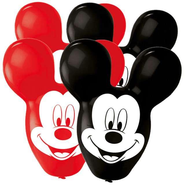 Balon Myszka Mickey Classic Amscan 2szt
