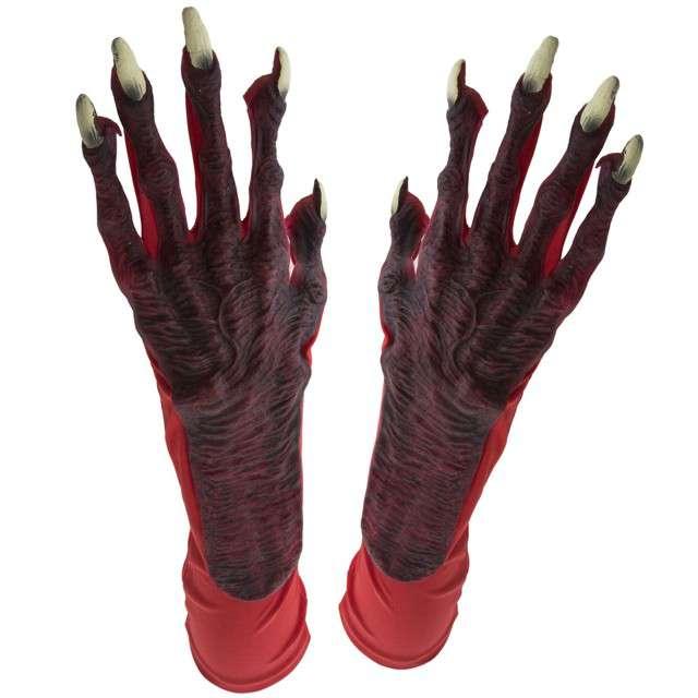 """Rękawiczki """"Diabelny Demon"""", FunnyFashion"""