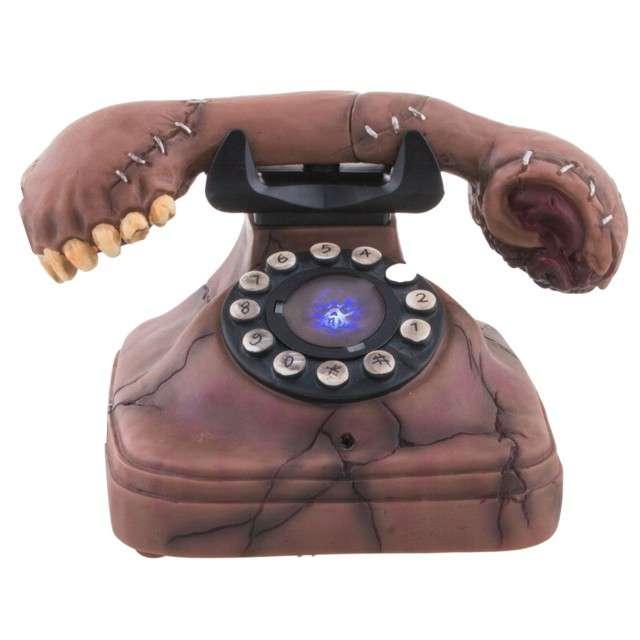 """Dekoracja """"Straszny telefon z Horroru"""", FunnyFashion"""