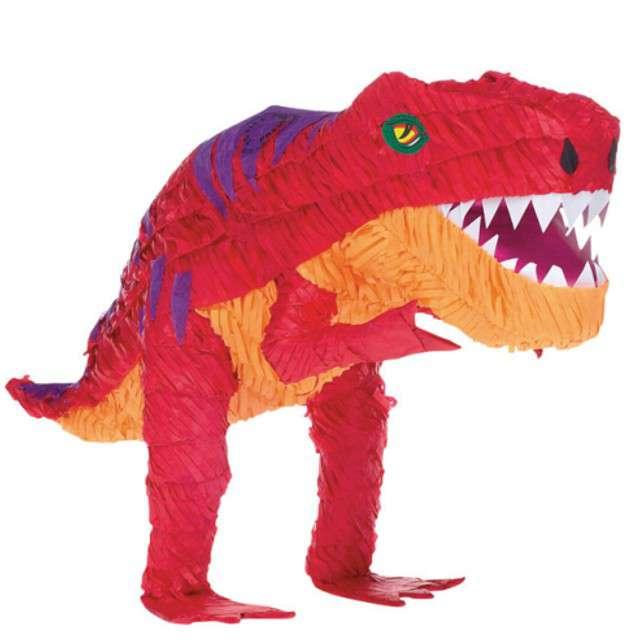 """Piniata """"Dinozaur T-Rex"""", AMSCAN, 62x28cm"""
