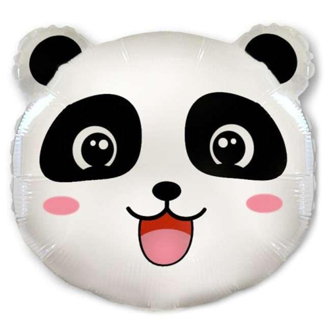 """Balon foliowy """"Panda"""", Dekoracje Polska, 15"""" SHP"""