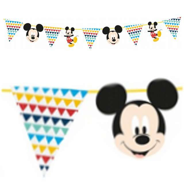 "Baner ""Mickey Awesome Mouse"", PROCOS, 200 cm"