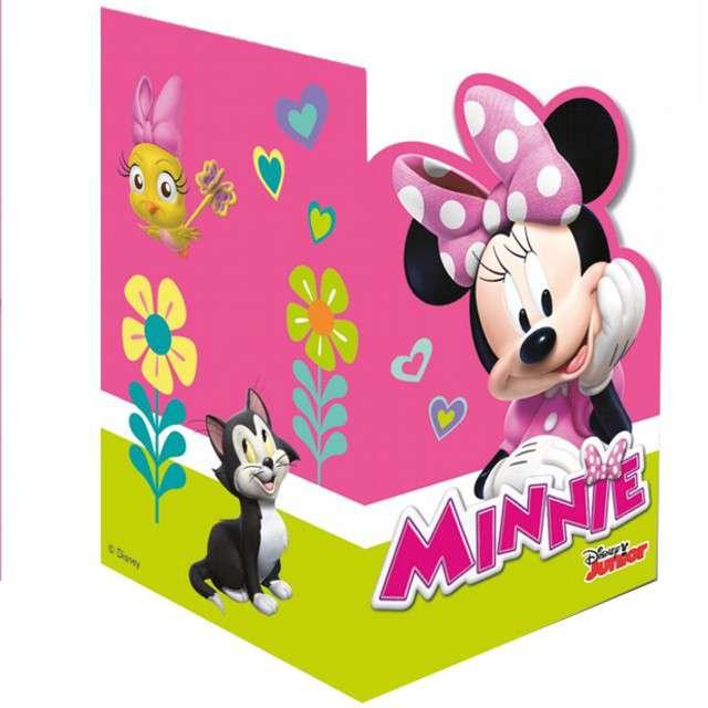 """Zaproszenia urodzinowe """"Minnie Happy Helpers"""", PROCOS, 6 szt"""