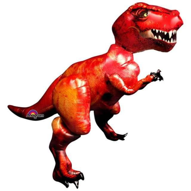 "Balon foliowy ""Tyranozaur Rex"", AMSCAN, 68"" AWK"