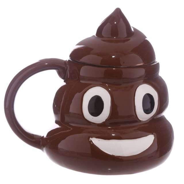 """Kubek """"Kupa - Poop"""", PUCKATOR, 350 ml"""