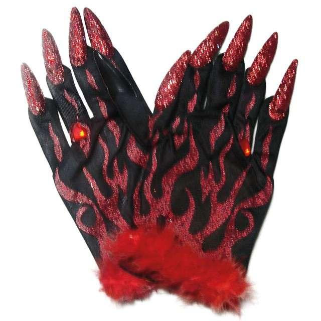 """Rękawiczki """"Diabeł"""", FunnyFashion"""