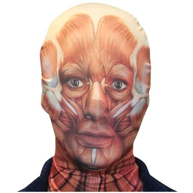 "Maska ""Mięśnie - Morphmask"", Funny Fashion"