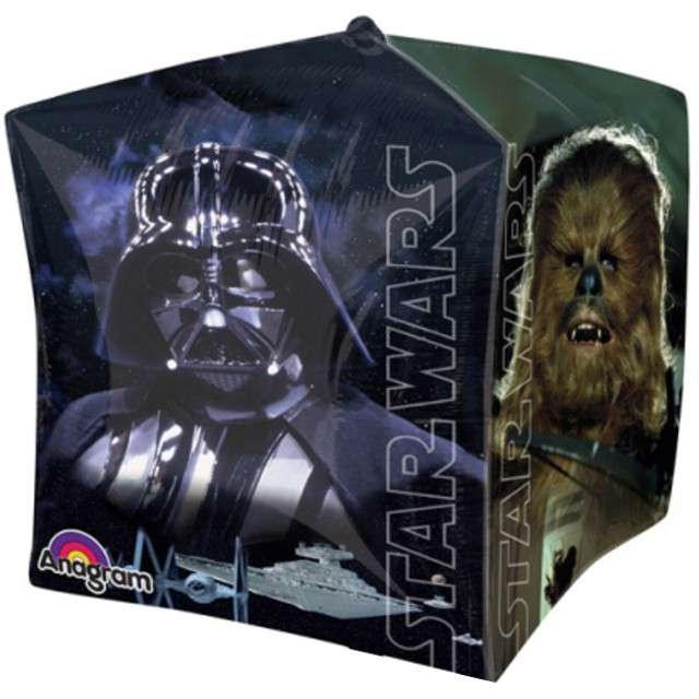 """Balon foliowy """"Star Wars - Gwiezdne Wojny"""", AMSCAN, 15"""" QBZ"""