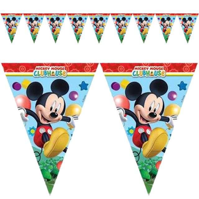 "Baner flagi ""Playful Mickey"", PROCOS, 230 cm"