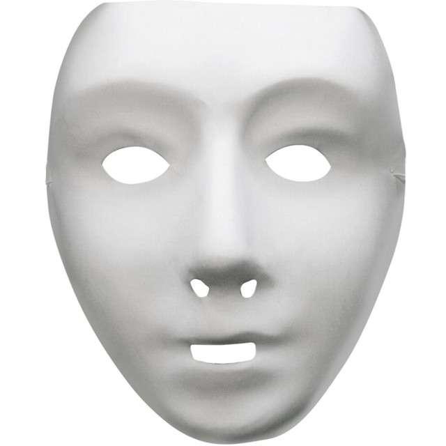 """Maska """"Robot"""", plastikowa, SMIFFYS"""