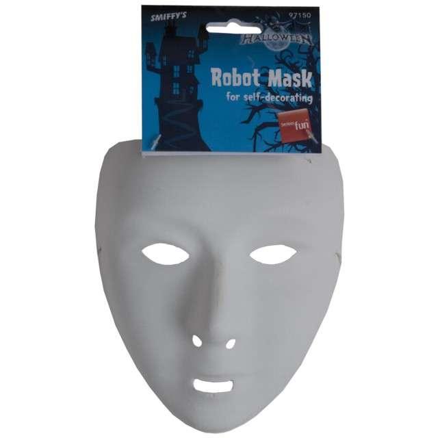 Maska Robot plastikowa SMIFFYS