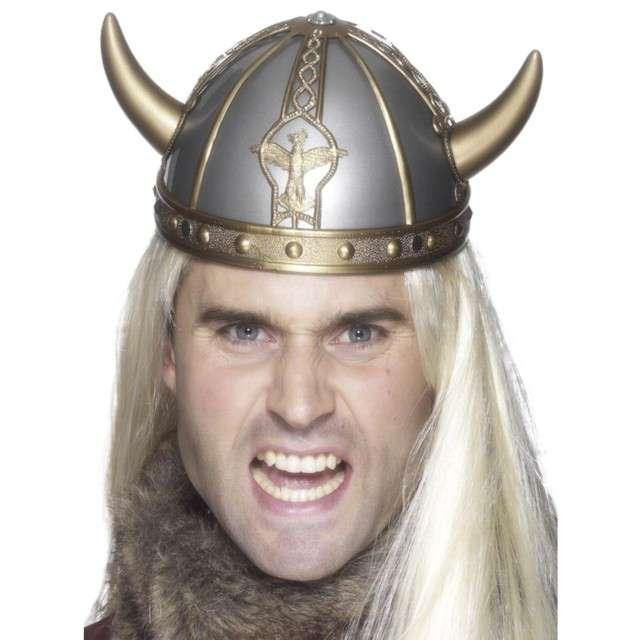 "Hełm ""Wiking Ivar"", Smiffys"