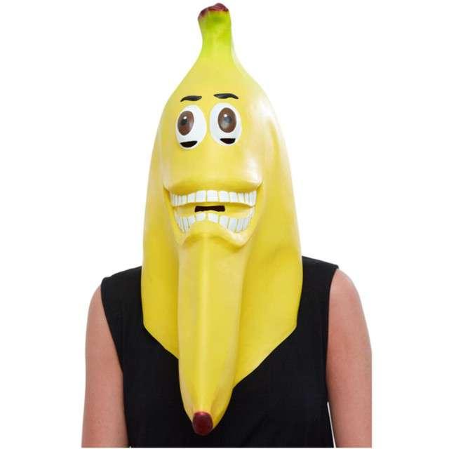 """Maska """"Banan Boy"""", lateksowa, SMIFFYS"""