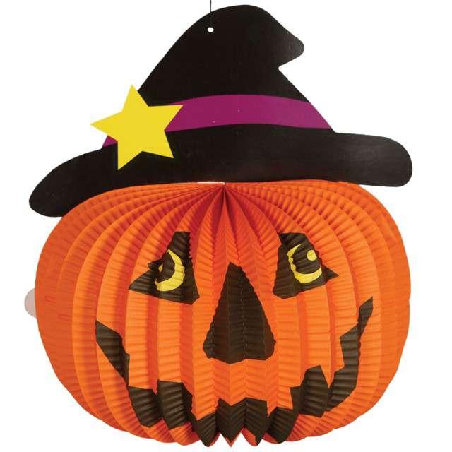 """Rozeta wisząca """"Dynia - Halloween"""", GUIRCA, 28 cm"""