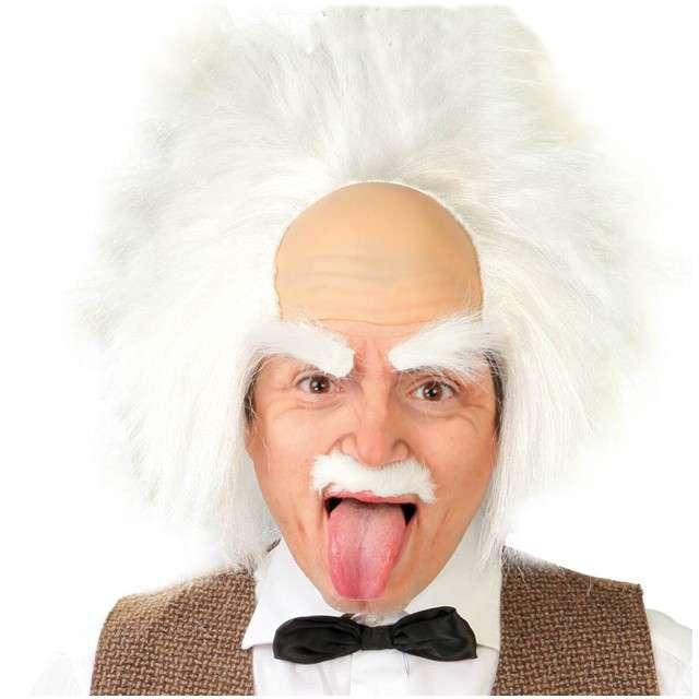 "Peruka party ""Einstein"", siwy, GUIRCA"