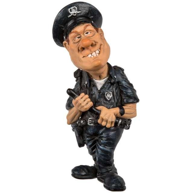 "Figurka na tort ""Policjant"", OOTB, 15,5 cm"