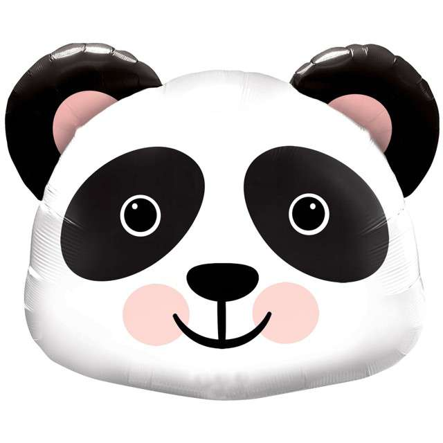 Balon foliowy Panda QUALATEX 14 SHP