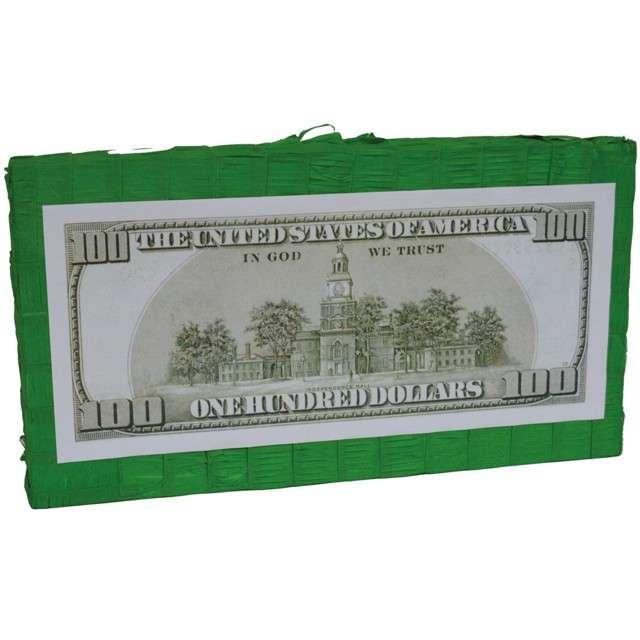 Piniata Dolar FunnyFashion 50x20 cm