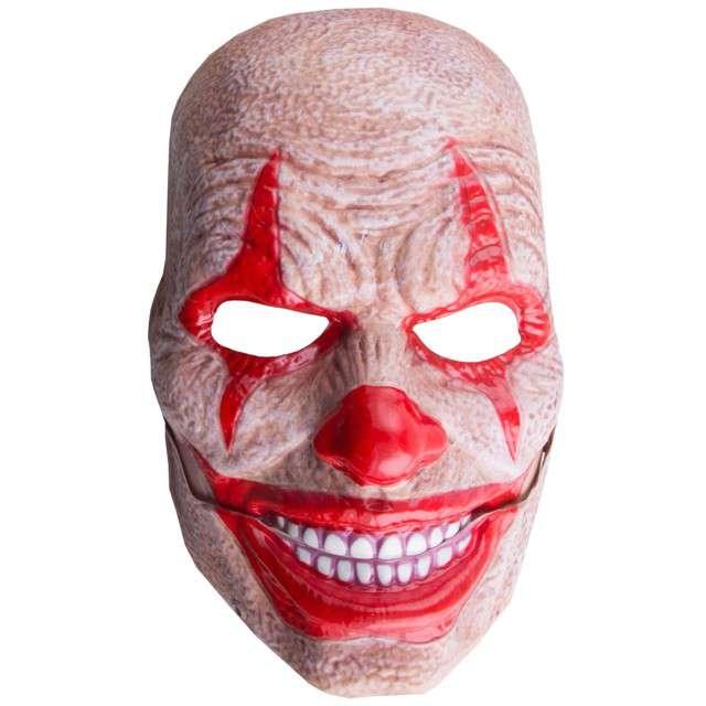 "Maska ""Klaun - ruchome usta"", FunnyFashion"