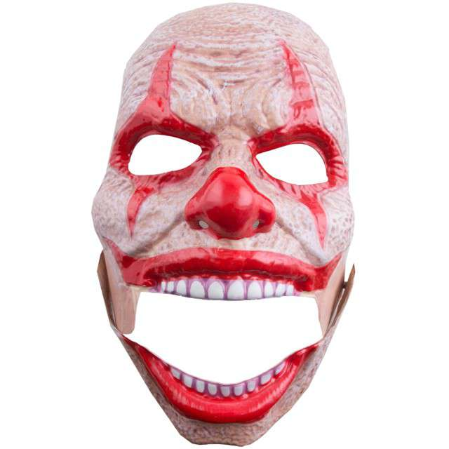 Maska Klaun - ruchome usta FunnyFashion