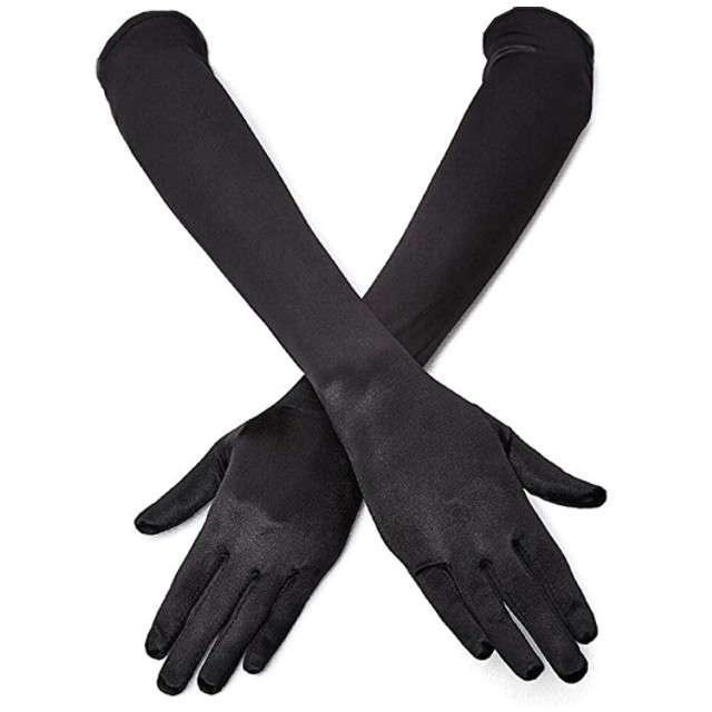 """Rękawiczki """"Czarodziejka"""", SMIFFYS, 45 cm"""