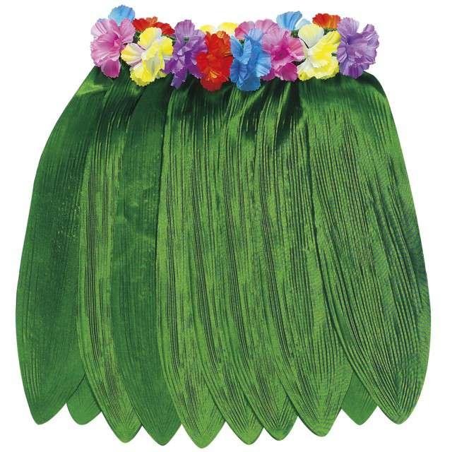 """Spódnica """"Hawajska z liści"""", zielona, WIDMANN, 40 cm"""