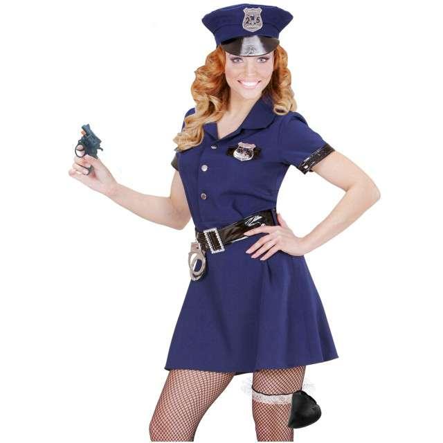 Podwiązka Policjantka z pistoletem WIDMANN