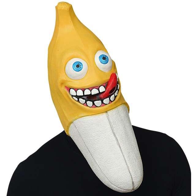 """Maska """"Banan"""", lateksowa, WIDMANN"""