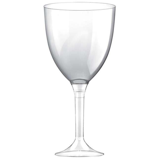 """Kieliszki jednorazowe """"Wino Maxi"""", transperentne, GoldPlast, 300 ml, 6 szt"""