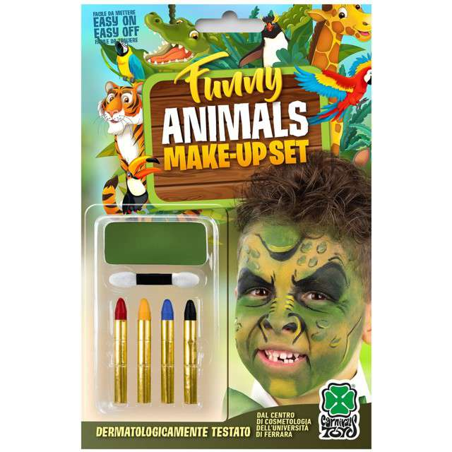 "Make-up party ""Smok"", Carnival Toys"