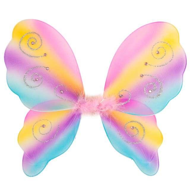 "Skrzydła ""Motyl"", Carnival Toys, 33 cm"
