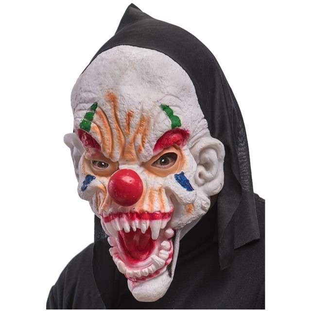 "Maska ""Klaun z kapturem"", Carnival Toys"