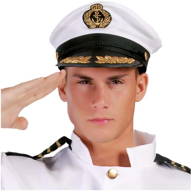 """Czapka """"Marynarz - Kapitan"""", GUIRCA"""
