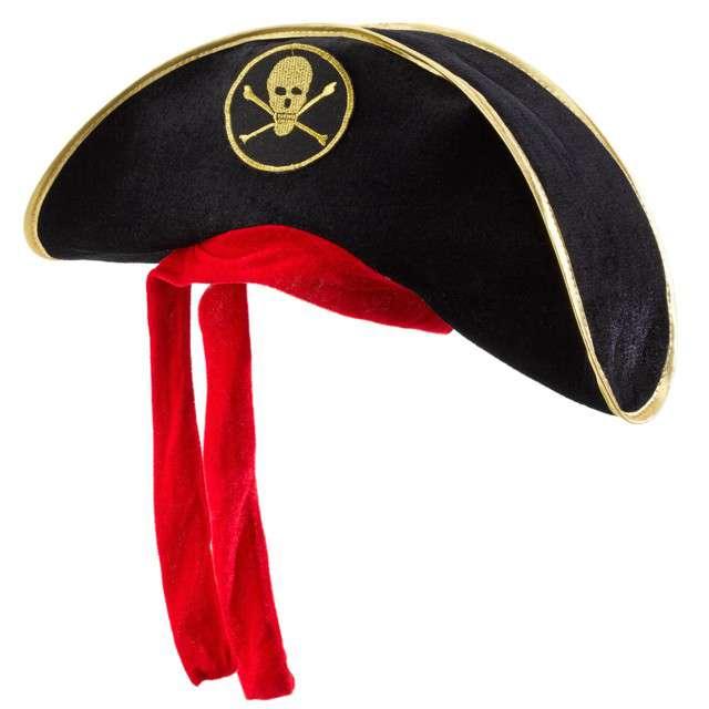 """Kapelusz """"Kapitan Pirat"""", AMSCAN"""