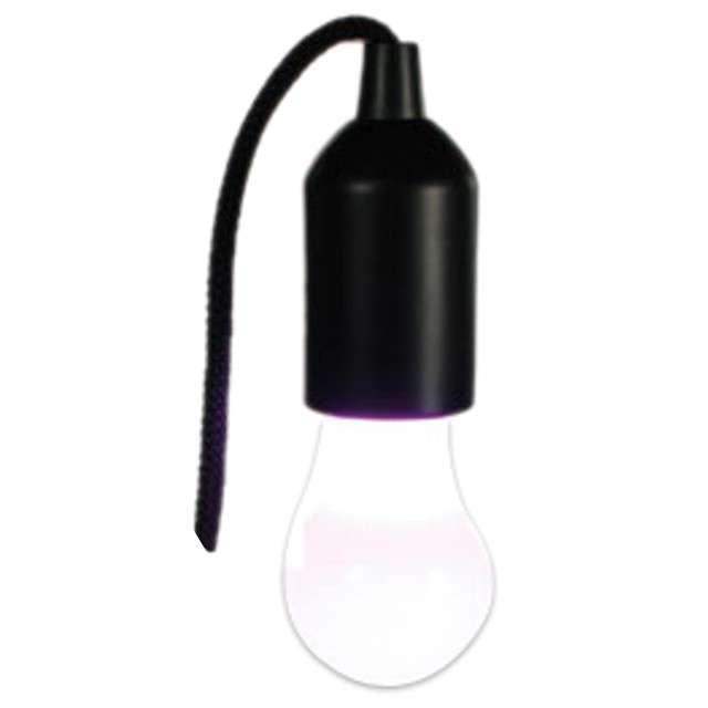 "Dekoracja ""Retro Lampka LED"", kolorowa, OOTB"