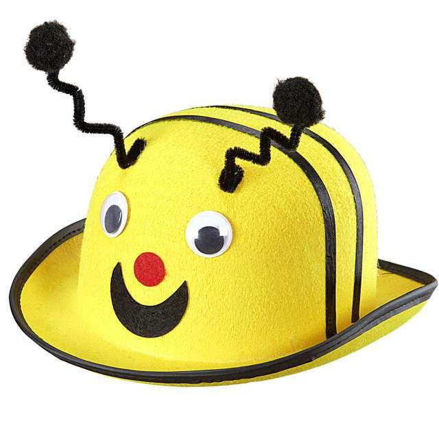 """Kapelusz """"Pszczoła - Bowler"""", WIDMANN"""