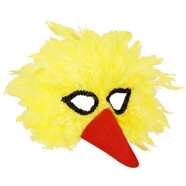 "Maska ""Wielki Ptak - Ulica Sezamkowa"", WIDMANN"