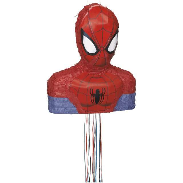 "Piniata ""Spiderman"", UNIQUE, 44x38 cm"