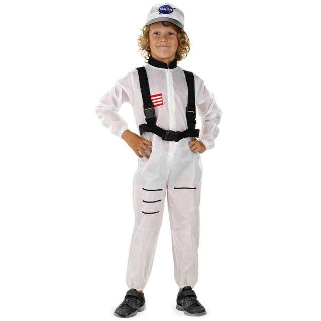 """Strój dla dzieci """"Astronauta"""", FOLAT, rozm. 116-134 cm"""