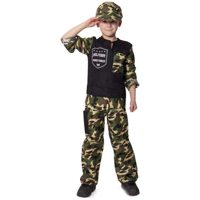 """Strój dla dzieci """"Żołnierz"""", FOLAT, rozm. 116-134 cm"""