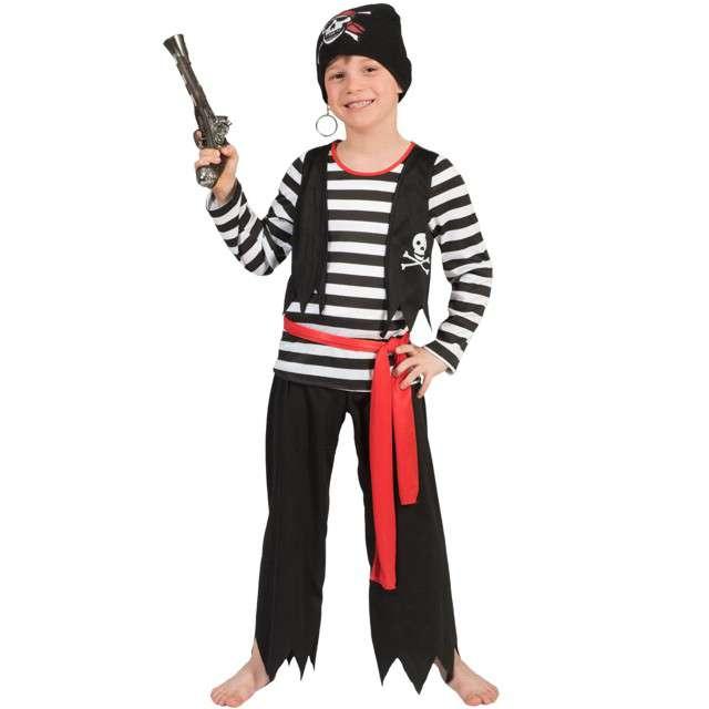"""Strój dla dzieci """"Pirat Pat"""", FunnyFashion, rozm. 116 cm"""